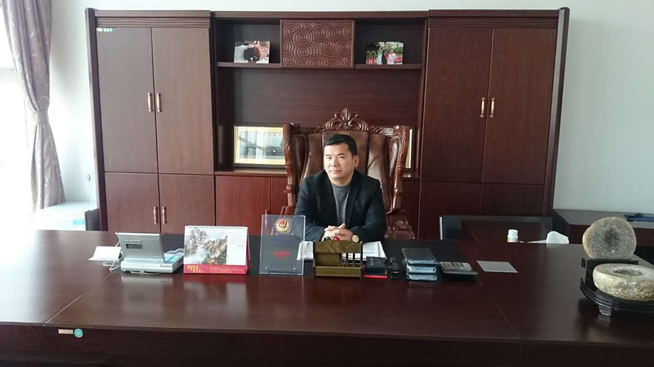 李明山 副会长